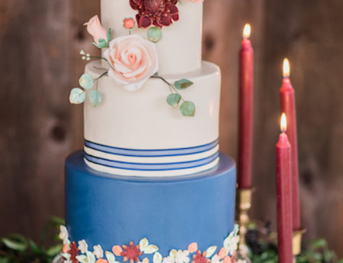 Vintage-Modern in Navy – Emily Christine Photography