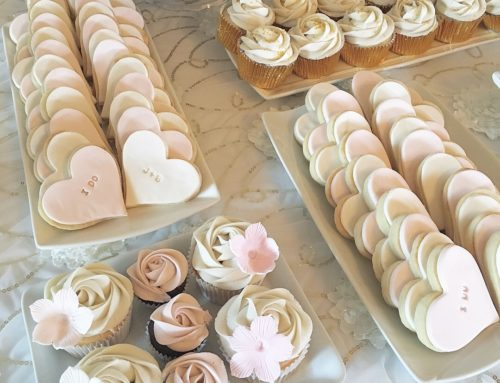 Blush & Ivory Sweet Treats